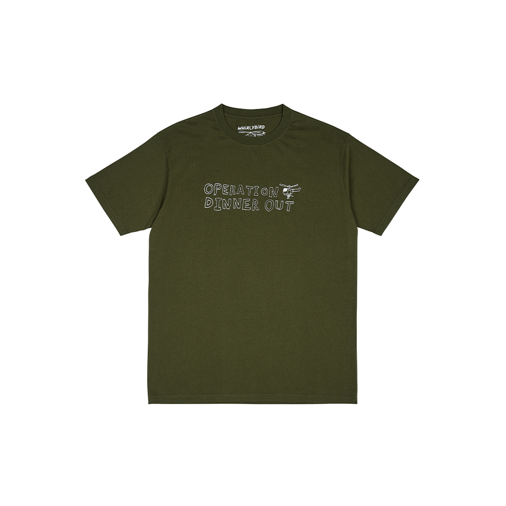OPERATION TEE [ARMY GREEN]